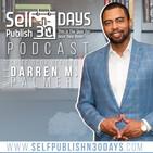 "Author Spotlight Edition ""Blinded By My Shadow"" - Darren M. Palmer Interviews NaTarsua Player"