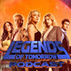 Legends Of Tomorrow Podcast Season 5 – Episode 2: Meet the Legends