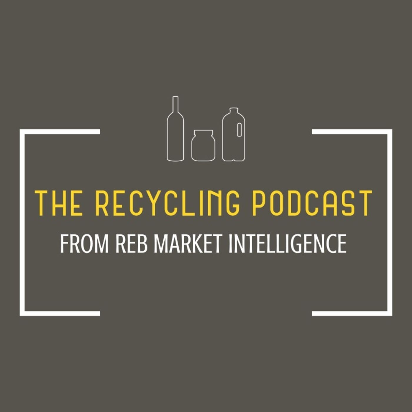 The Recycling Podcast - Episode 1 with Laure Cucuron, Simon Ellin and Adam Read