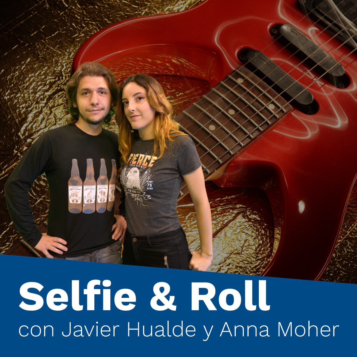 Selfie and Roll