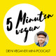 052: 5 Minuten vegan - Kükenschreddern