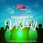 Atmosphere of victory