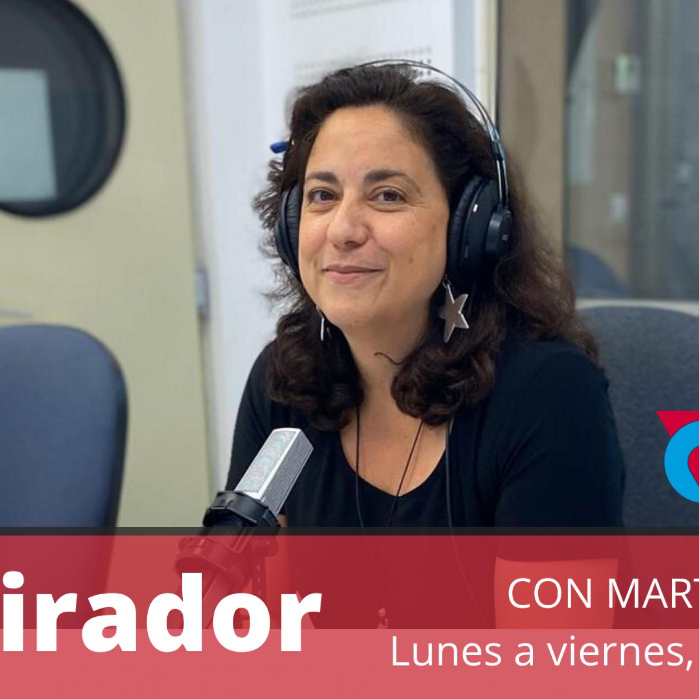 MIRADOR. Plan para limpiar las pintadas vandálicas en el municipio de Murcia