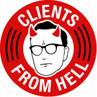 Why there are NO clients from Hell: Rachel Gertz and managing people!