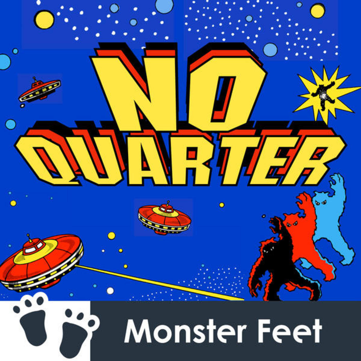 No Quarter 39: Food Fight