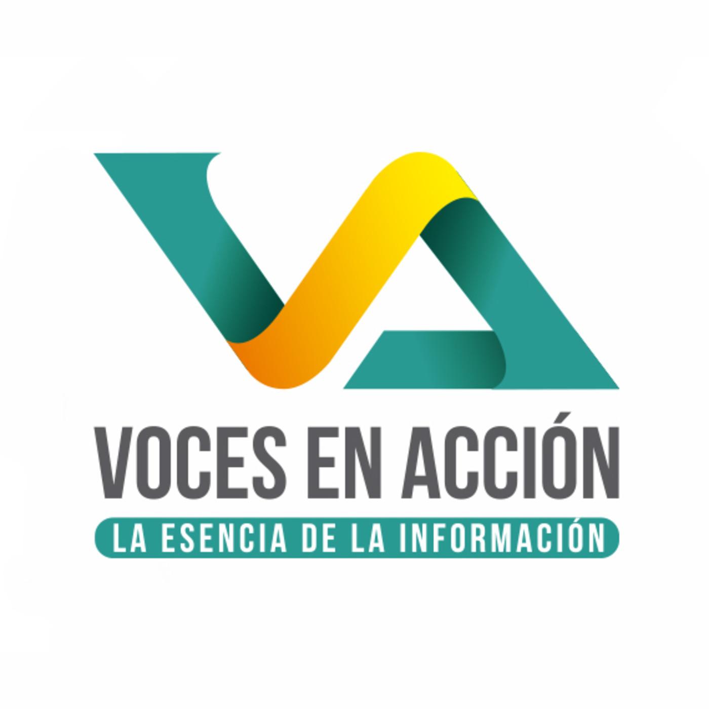 Emisiones y entrevistas Voces en Acción