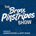 The Bronx Pinstripes Show - New York Yankees Fan T