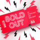 Sold out teaser