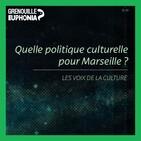 Les Voix de la Culture #1 avec Philippe Foulquié, fondateur de la Friche belle de mai.