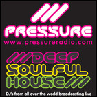 Pressure Radio Deep Soulful house latest podcasts