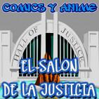 El Salón de la Justicia - Comics y Anime