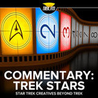 Commentary: Trek Stars 107: Whatever. People Don't Have VCRs