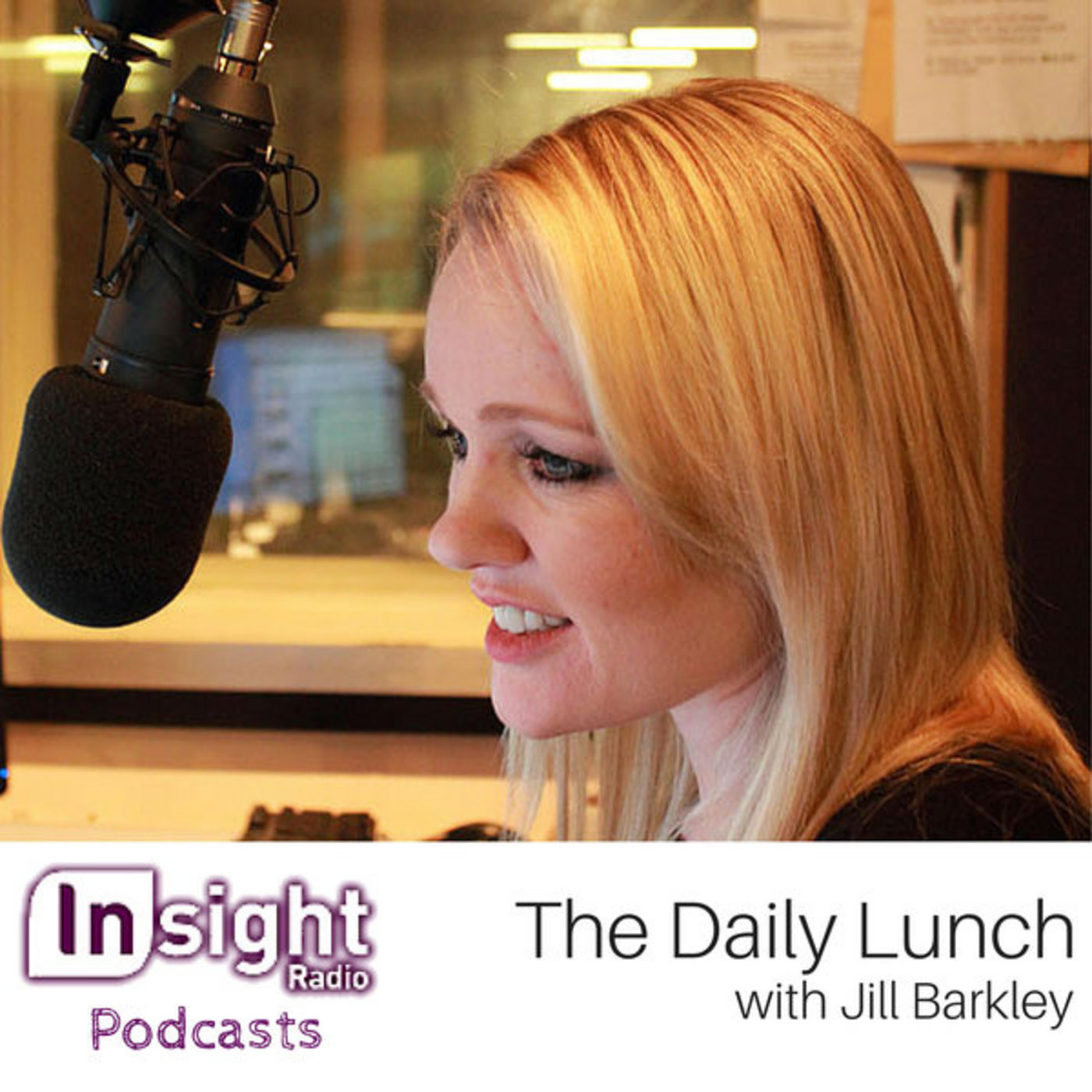 Daily Lunch - Irene McGarry - Complimentary Therapist