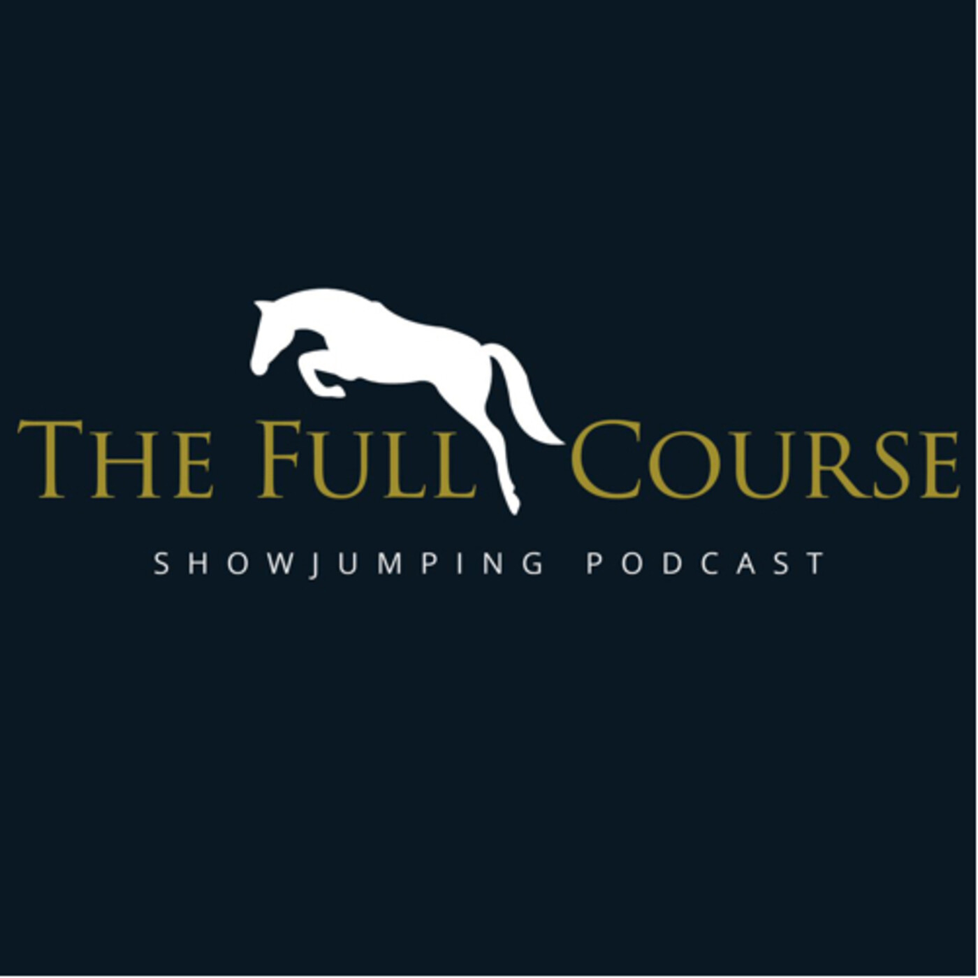 Amanda Derbyshire | Ep 28 | Full Course Showjumping podcast