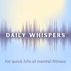 #20: MORNING MESSAGE | Glimpsing Aliveness | Cara Bradley