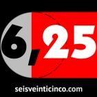 6,25 (Seisveinticinco.com) del 23 de octubre de 2015