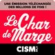 Le char de marge : 05/24/2020 18:00
