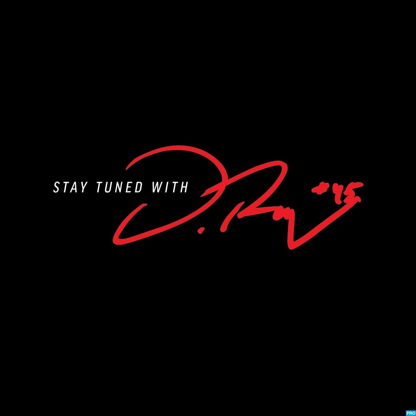 Stay Tuned with D.Rey featuring Avery Marz