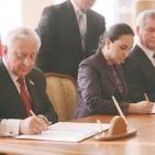 Encuentro Parlamentario Ecuador-Belarús -Rusia