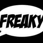 Freaky on air!