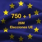 750+1 - Elecciones Europeas
