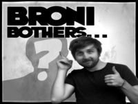 Broni bothers Rocky Dabscheck