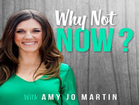 Episode 100: Amy Jo Martin Gets Real And Raw - Her Top 10 Lessons Learned
