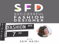 SFD068: Fashion Design Career Advice on College, Why You're Not Getting the Job, Freelancing and Factories