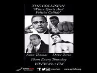 The Collision: Sports and Politics - Thursday, January 17, 2019