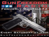 GunFreedomRadio EP140 Hr.1 A Second Helping of EP12: Author Day: How Mighty Is The Pen