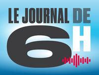 Le Journal de 6h - 13.12.2018