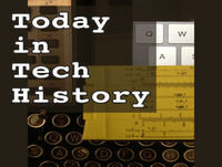 Today in Tech History - October 22nd 2018