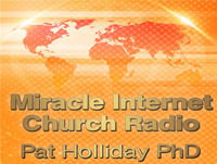 CHRISTIANS MUST USE THEIR POWER/Dr Pat Holliday/Dr Sabrina Session/Marshal Perot