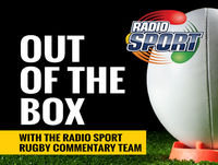Out Of The Box Rugby Podcast - Rugby Takes A Back Seat
