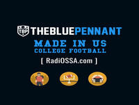 TBP/Radiossa - Made in US - College Football