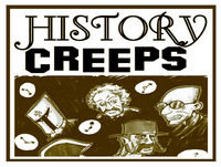 History Creeps presents That's Odd Episode 36 - It's Raining Cats and Dogs and... Tadpoles