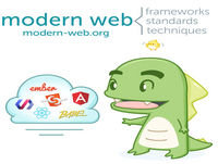 S06E9 Modern Web Podcast - Web Platform Standards Fireside Chat