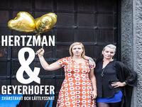 32. Nykteristen Mirijam har druckit alkohol – Hertzman & Geyerhofer