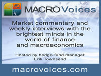 MacroVoices #187 Eric Peters: The Era of Monetary Dominance will give way to Fiscal Dominance