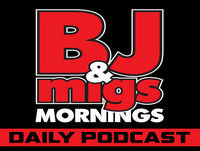 BJ & MIGS Podcast 07-18-18-9A: Listeners on the loose.