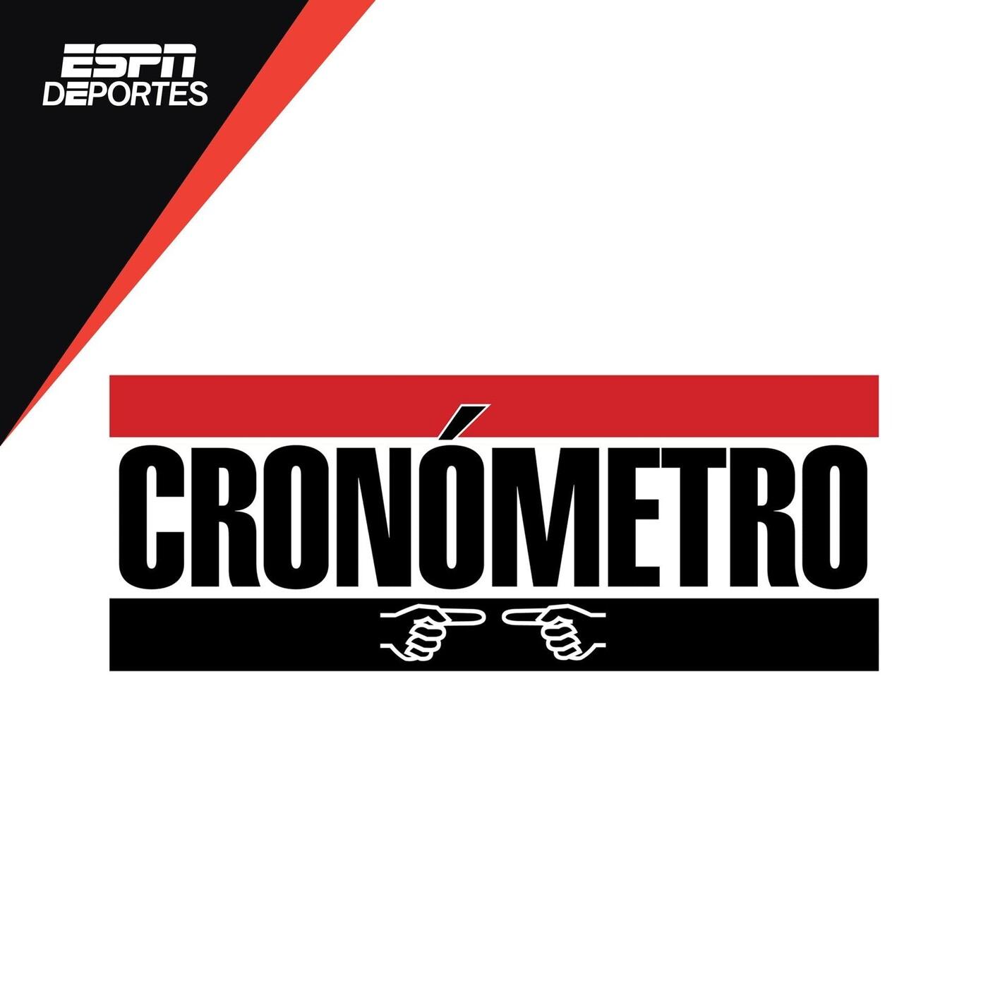 ESPN Deportes: Cronómetro