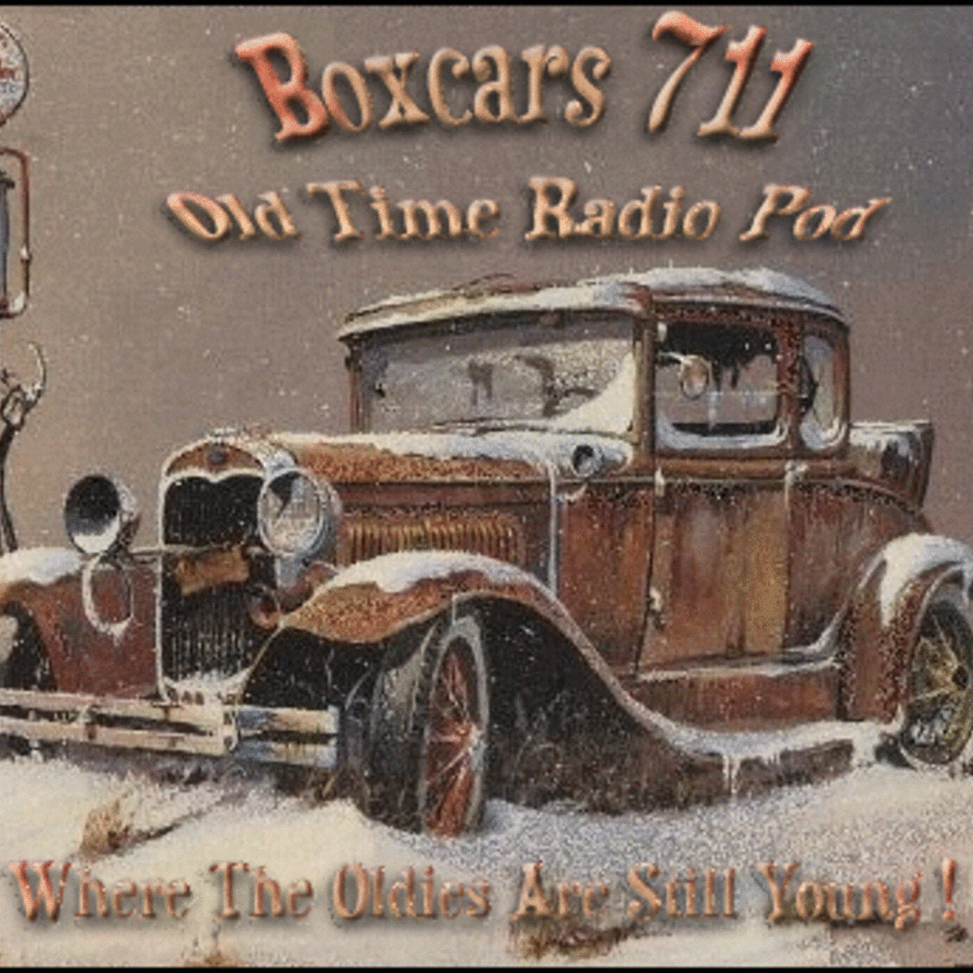 """Boxcars711 Overnight Western """"Frontier Town"""" - Bullets For Boothill (05-29-53)"""