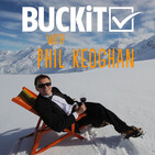 BUCKiT® #74-John Keoghan: Phil and His Dad Talk About What Tough As Nails Means to Them