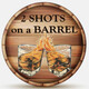 Bourbon Legend Steve Nally Visits 2 Shots