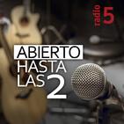 Abierto hasta las 2 - Joana Jiménez - 08/04/12