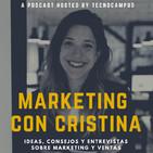 Marketing con Cristina
