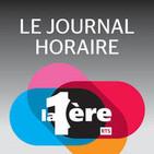 Le Journal horaire - La 1ère