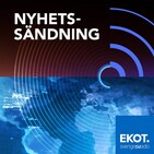 Nyheter från Ekot 2019-07-20 kl. 05.00