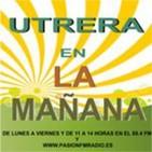 Entrevista a Yolanda González en Utrera en La Mañana 29 de Mayo 2013