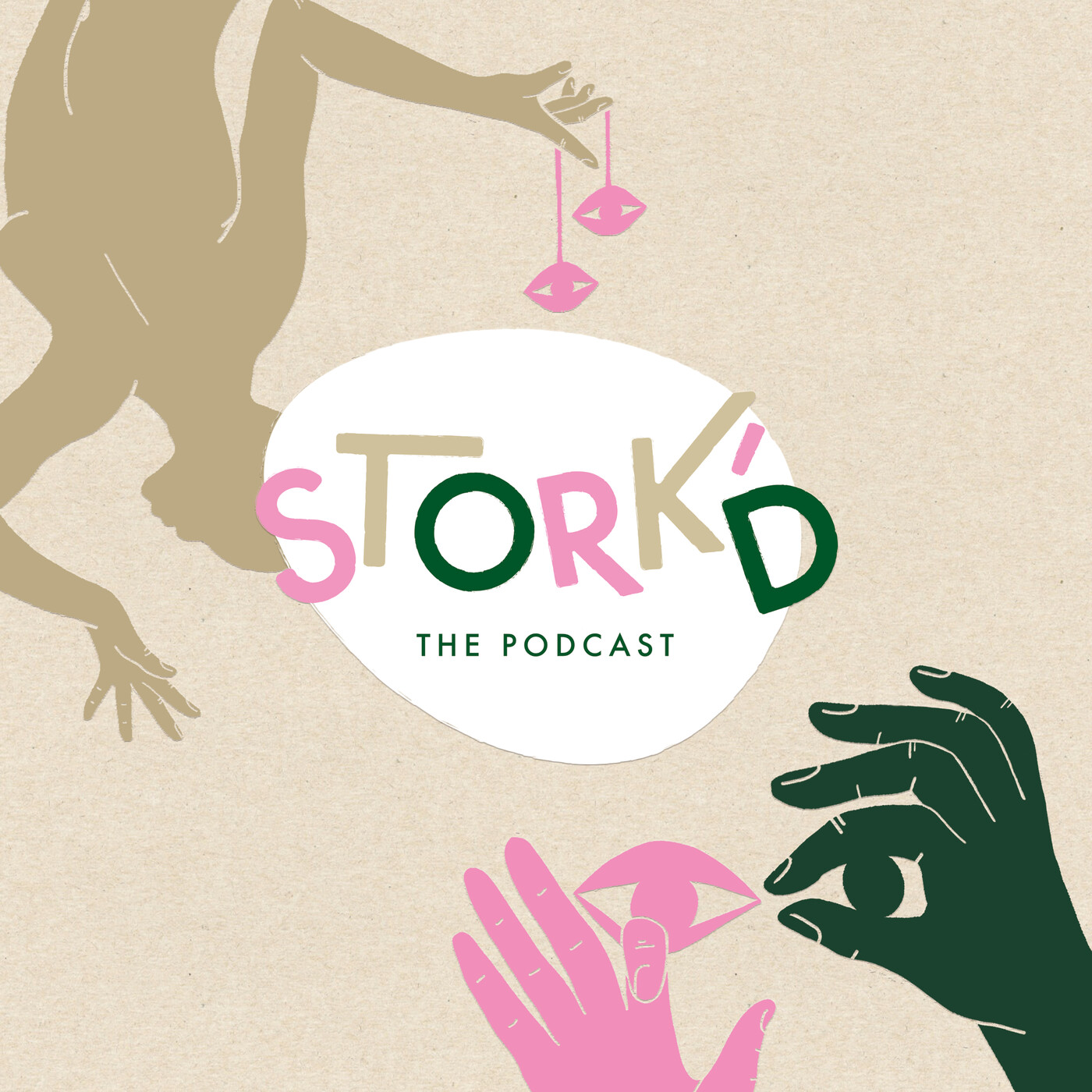 1. Journey to Stork'd, Host Julia Karol shares her journey to build a family and a podcast
